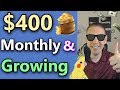 Our Dividend Income Growth Journey  - Year 5 💰 |Money and Life TV