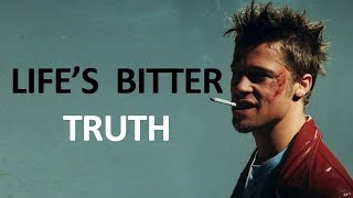 Self-Improvement is not the Answer | Tyler Durden philosophy - Fight Club