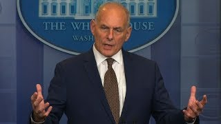 BREAKING: SECONDS AGO GEN KELLY UNLEASHED HELLFIRE IN THE PRESS ROOM AND SHAMED EVERY REPORTER THERE