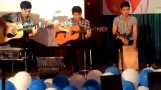 Nụ cười Việt Nam - Ghế Đá Band (SVTN)