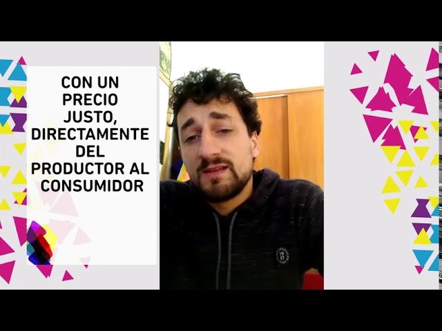 NOTICIAS UNLP- LA JUSTA COMERCIALIZADORA UNIVERSITARIA DE LA ECONOMIA SOCIAL SOLIDARIA
