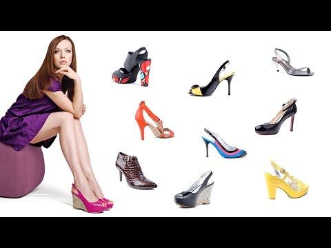 Модные стильные женские слипоны , балетки, кроссовки, шлёпки - YouTube