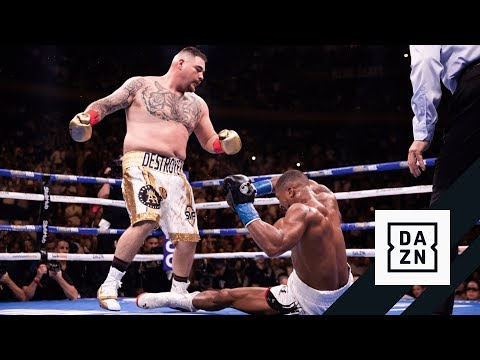 Wild Wayne - Big Boy Boxing! Heavyweights are BACK! Joshua vs Ruiz! Watch the brawl!