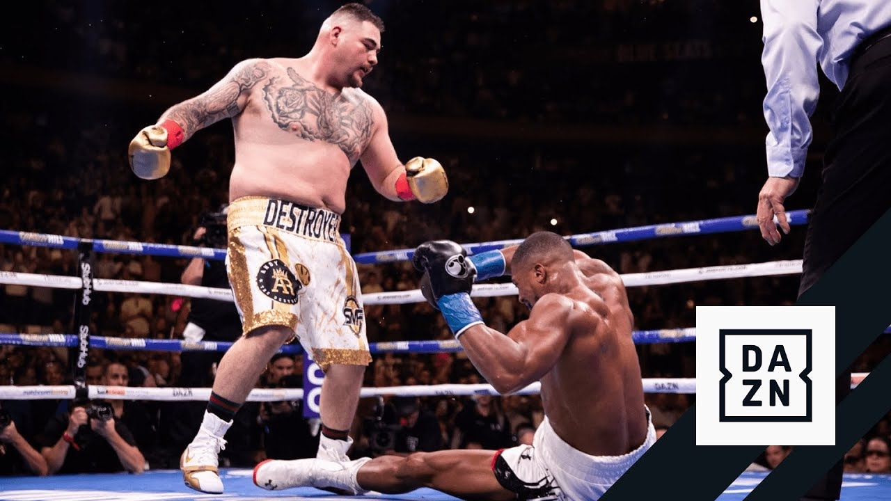 Champion Andy Ruiz is heavy underdog against Anthony Joshua