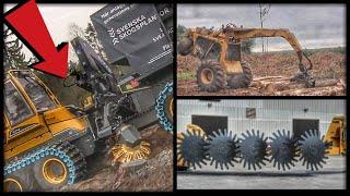 Niesamowite maszyny leśne (CZĘŚĆ 1) || Okiem ZULa