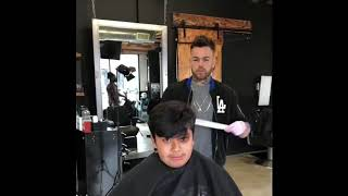 Best barbers in the world hair style for men 2018