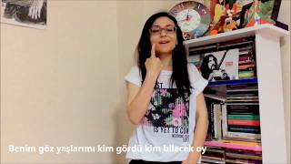 İşaret Dili ile Aysel Yakupoğlu - Gün Gelir Video