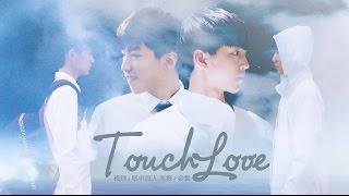 【KarRoy王俊凯x王源】《Touch love》 TFBOYS饭制 @WatermelonKarRoy  【KarRoy凯源频道】