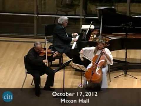 Kalichstein-Laredo-Robinson Trio performs Gershwin