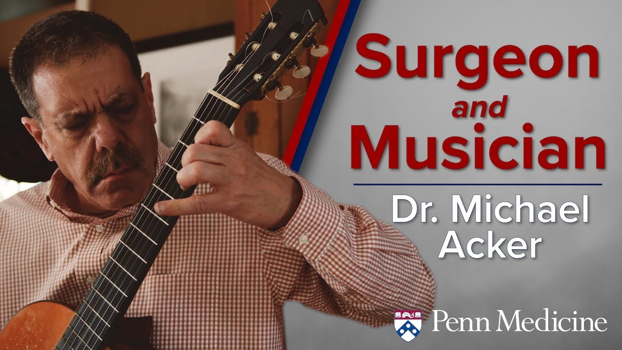 Surgeon and Musician: Practice Makes Perfect