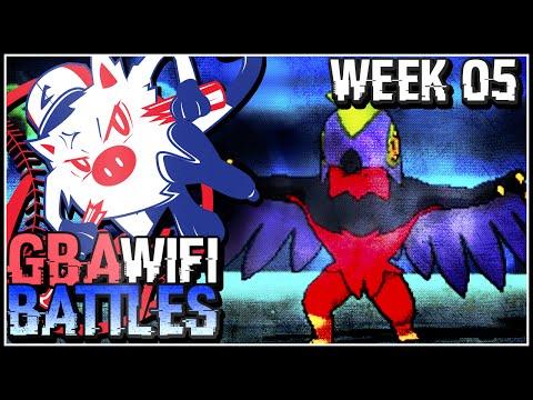 Pokemon Omega Ruby & Alpha Sapphire [ORAS] Live GBA S4 Wifi Battle Vs LI Regirockies