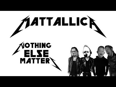 Matt Heafy (Trivium) - Metallica - Nothing Else Matters I Acoustic Cover