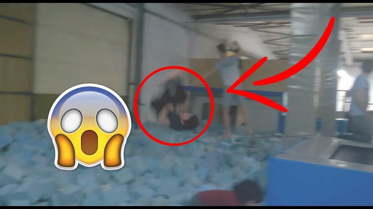 Vlog trampoline park de clermont ferrand youtube - Trampoline clermont ferrand ...