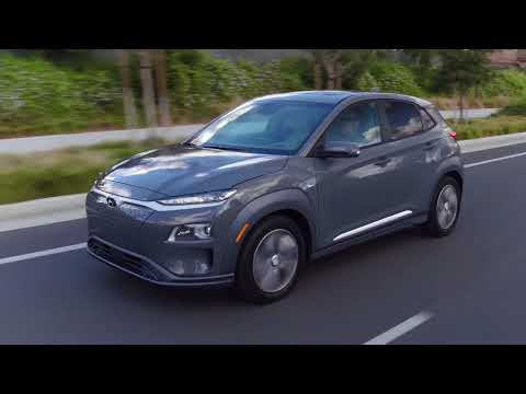 2019 Hyundai Kona Electric First Look