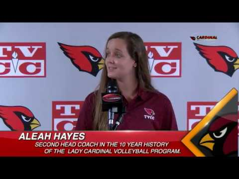 Press Conference- New Volleyball Head Coach