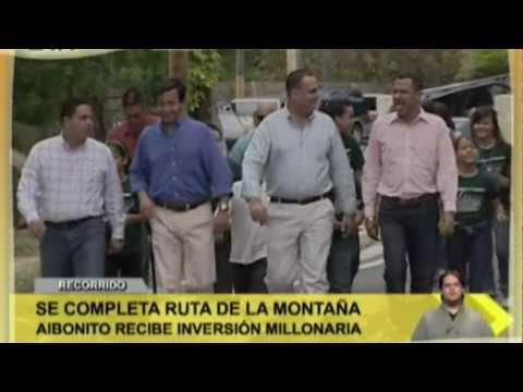"""Luis Fortuño """"Exitoso Cierre de la Ruta de la Montaña"""""""