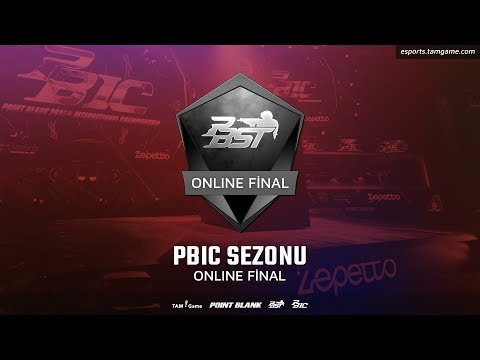 PBST 2018 PBIC Sezonu - Büyük Final Elemesi - Point Blank