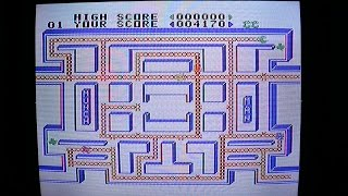 Classic Game Room - MUNCH MAN review for TI-99