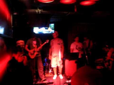 Beastie Boys Tribute - 'the Maestro'  live in Papryka Sopot, 19/09/2009