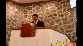 Discurso de Inicio de Cursos del STPM 2014-2015
