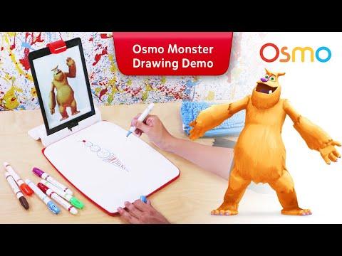 Osmo Monster Demo