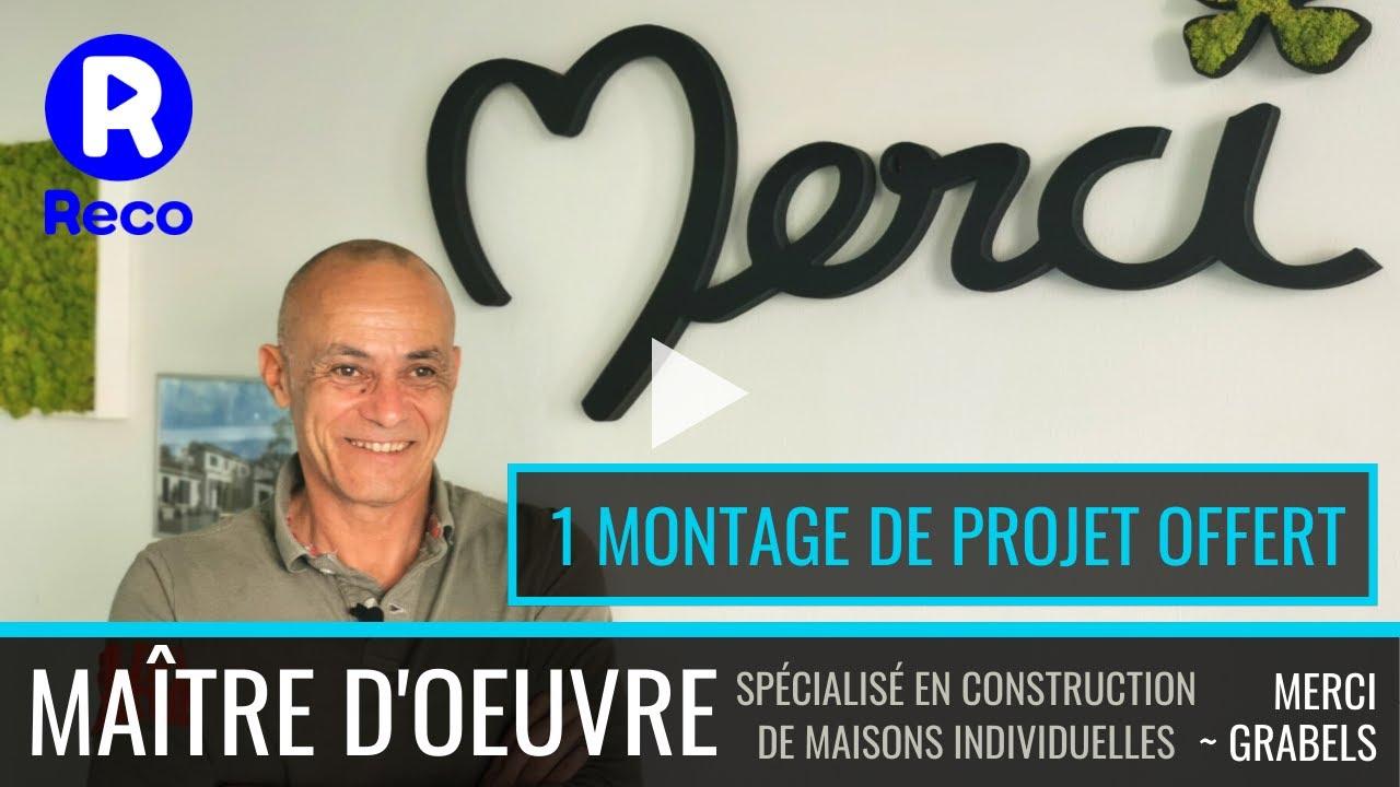 Maitrise D Oeuvre Montpellier maître d'oeuvre spécialisé en construction maisons individuelles  montpellier : patrick millard merci
