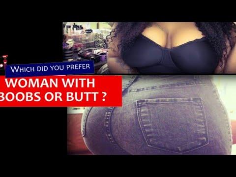 boobs vs butt