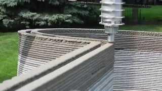 3D Printed Concrete Castle thumbnail
