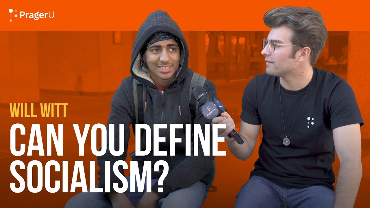 Can You Define Socialism?