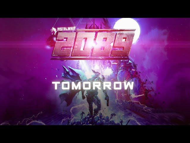 Pistol Whip 2089 Trailer | Free DLC Releasing Tomorrow!
