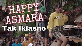 Download Lagu HAPPY ASMARA TAK IKLASNO NEW KENDEDES Difasol Audio mp3