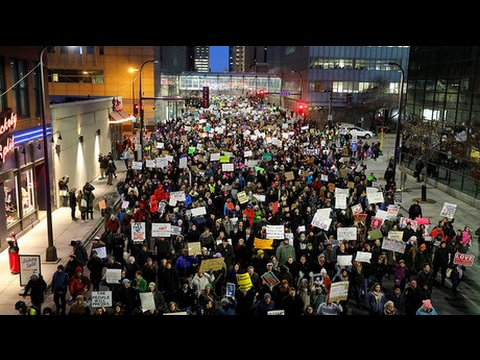 Trump's immigration order: Legality and implications debated
