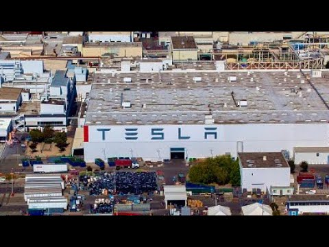 Tesla will suspend production at Fremont, California plant starting March 23 amid COVID-19: RPT