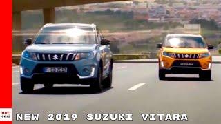 Новий 2019 Сузукі Вітара позашляховик