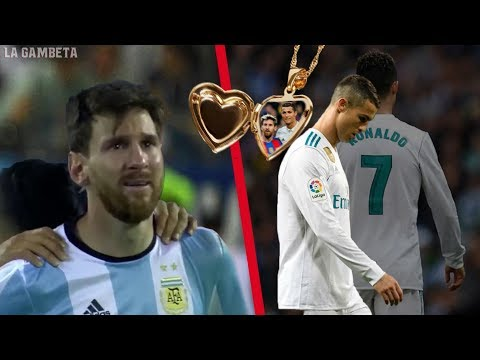 Messi CONFIESA algo que NADIE SE IMAGINABA sobre CR7