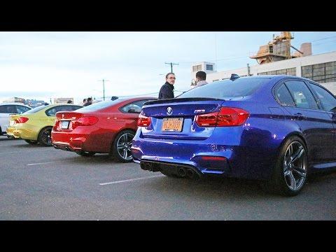 BMW M car meetup