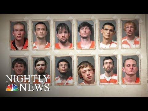 Inmates Escape Alabama Jail During Peanut Butter Ploy | NBC Nightly News
