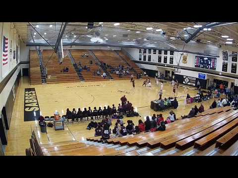 Elgin High School 22 (Maroon) at Streamwood High School 47 (