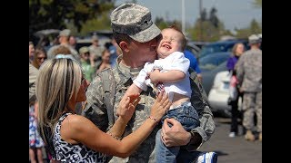 Right in feels Soldier Homecoming Surprise kids Most Emotional Compilation #18