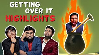 Getting Over It with @The Comedy Factory @Chirayu Mistry @Sing Chana   Highlights #2