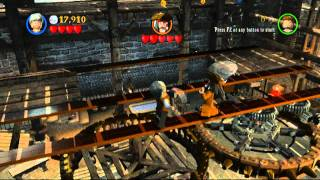 Lego Pirates of the Caribbean gameplay PC HD - First minutes Walkthrough 2011  Maxed out GTX 560
