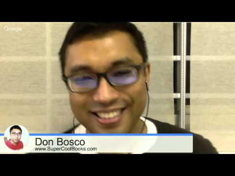 001 - Hangouts with Mervster featuring Don Bosco