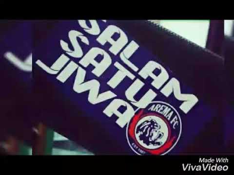 lagu salam satu jiwa arema indonesia youtube