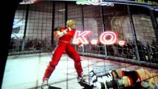 Naomi 2 with Virtua Fighter 4 Evo Gameplay