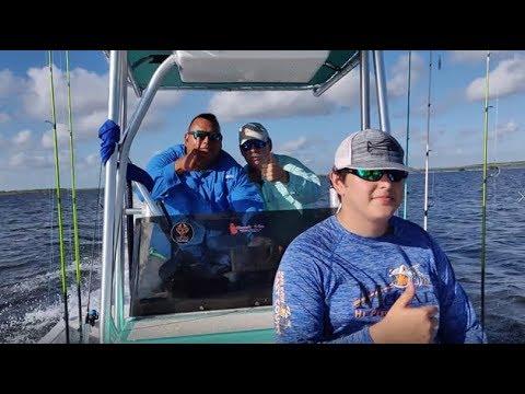 Fishing With Big John - South Padre Island