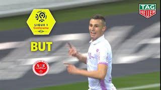 But Rémi OUDIN (12') / Stade de Reims - OGC Nice (1-1)  (REIMS-OGCN)/ 2018-19