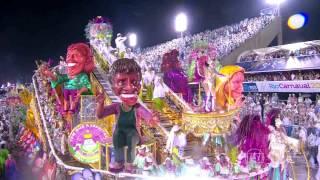 Estação Primeira de Mangueira - Desfile das Escolas de Samba do Rio de Janeiro 2015