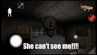 Granny-Horror game glitch(that you can do!)
