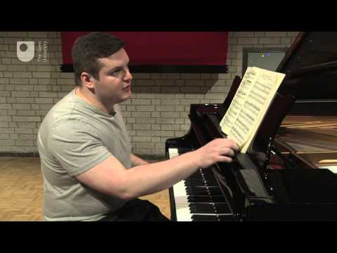 How does a pianist view a score? – How to use a musical score (4/12)