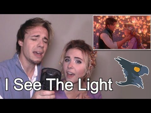 VOICE IMPRESSIONS (I See The Light) - Black Gryph0n & Zanna